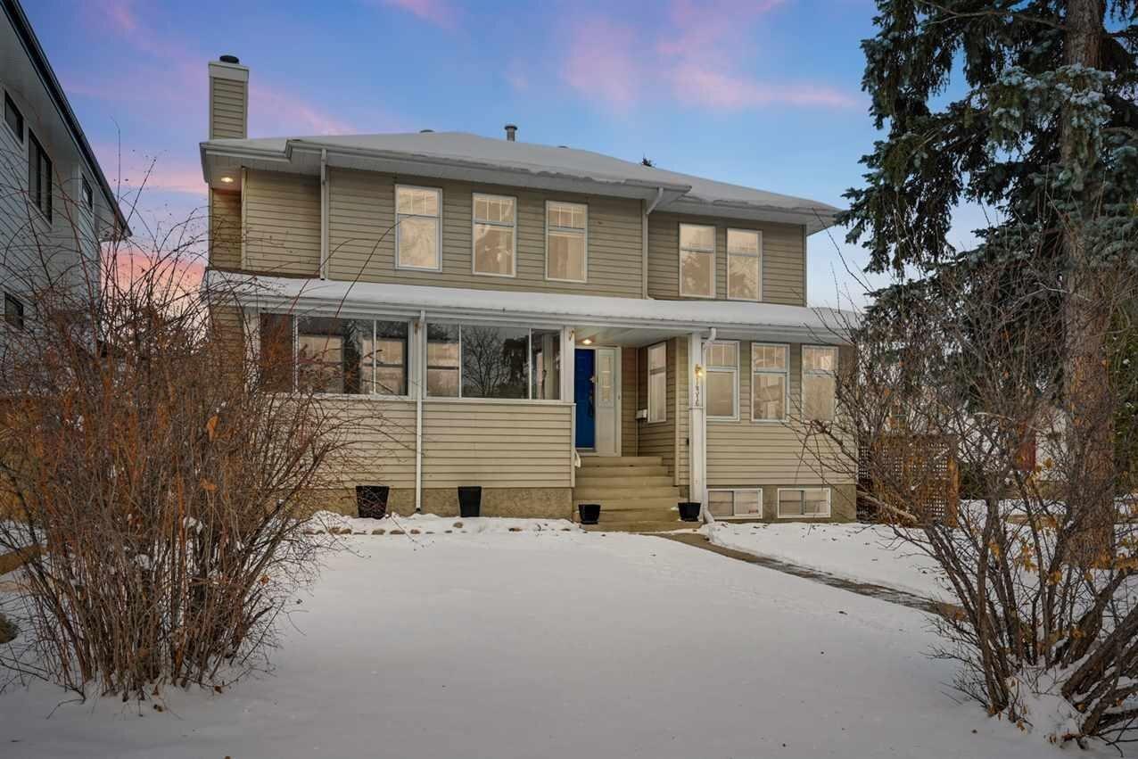 House for sale at 99 Avenue Av NW Unit 14316 Edmonton Alberta - MLS: E4202481