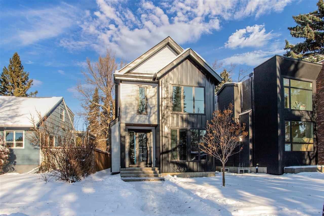 House for sale at 14322 98 Av NW Edmonton Alberta - MLS: E4220938