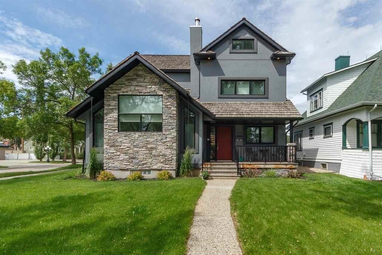 House for sale at 14324 101 Av NW Edmonton Alberta - MLS: E4188973