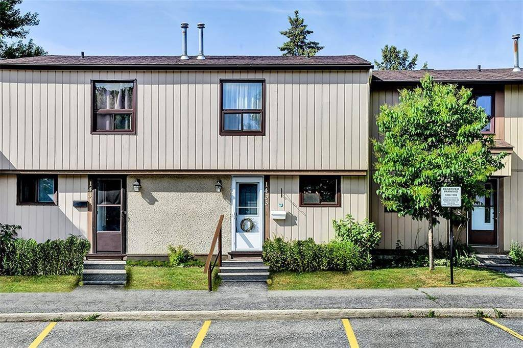 Townhouse for sale at 1433 Bethamy Ln Ottawa Ontario - MLS: 1165026