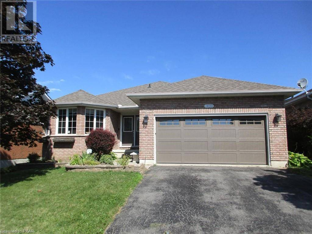 House for sale at 1433 Hetherington Dr Peterborough Ontario - MLS: 214912