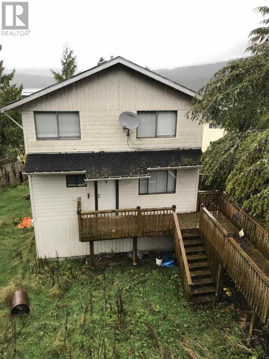 House for sale at 1433 Pigott Pl Prince Rupert British Columbia - MLS: R2419942