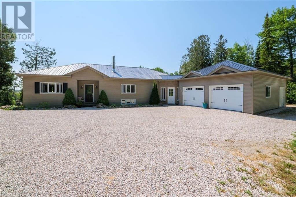 House for sale at 1433 The Bury Rd Northern Bruce Peninsula Ontario - MLS: 269438