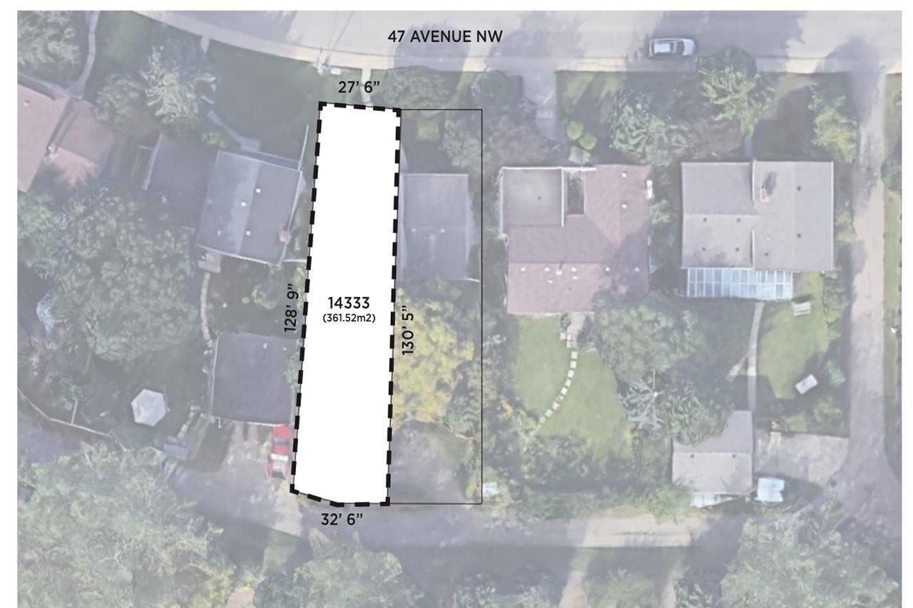 Home for sale at 14333 47 Av NW Edmonton Alberta - MLS: E4207462