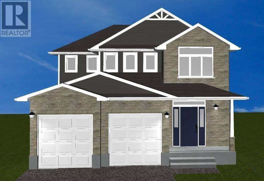 House for sale at 24 Remington (lot 24) Ave Unit 1434 Kingston Ontario - MLS: K20001381