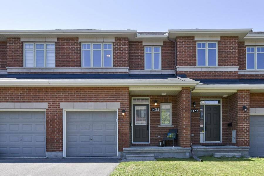 Townhouse for sale at 1435 Comfrey Cres Ottawa Ontario - MLS: 1166466