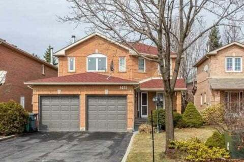 House for sale at 1435 Emerson Ln Mississauga Ontario - MLS: W4952517