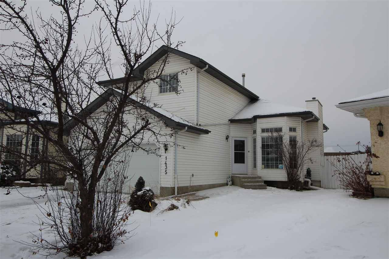 House for sale at 1435 Jefferys Cres Nw Edmonton Alberta - MLS: E4176103