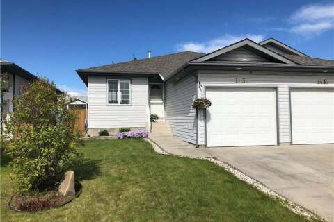 Townhouse for sale at 1435 Strathcona Wy Strathmore Alberta - MLS: A1030373
