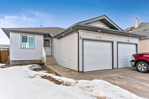 Townhouse for sale at 1435 Strathcona Wy Strathmore Alberta - MLS: C4290162