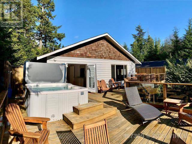 House for sale at 1435 Victoria Rd Ucluelet British Columbia - MLS: 467399