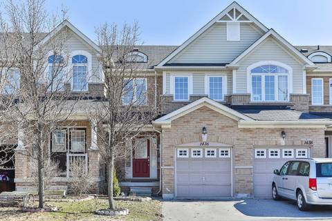 Townhouse for sale at 1436 Glaspell Cres Oshawa Ontario - MLS: E4730953