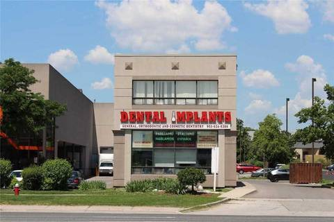 Commercial property for lease at 1437 Dundas St Mississauga Ontario - MLS: W4670521