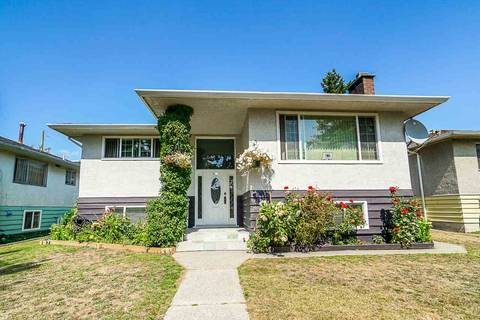 House for sale at 1437 63rd Ave E Vancouver British Columbia - MLS: R2406701