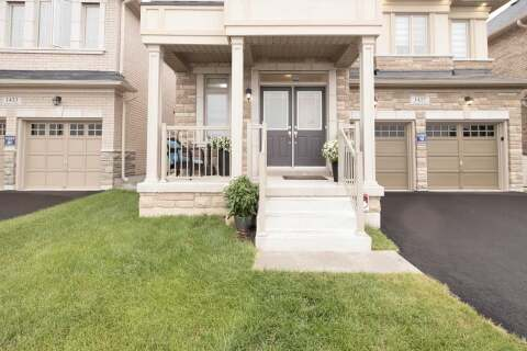 House for sale at 1437 Leger Wy Milton Ontario - MLS: W4836195