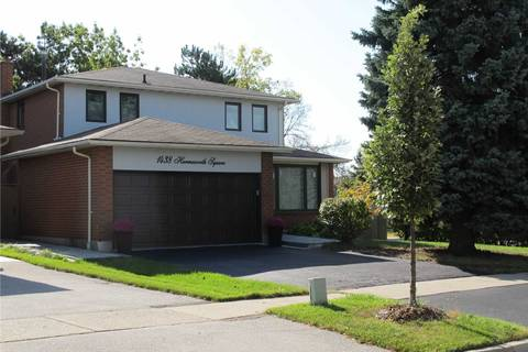 House for sale at 1438 Harmsworth Sq Oakville Ontario - MLS: W4685748