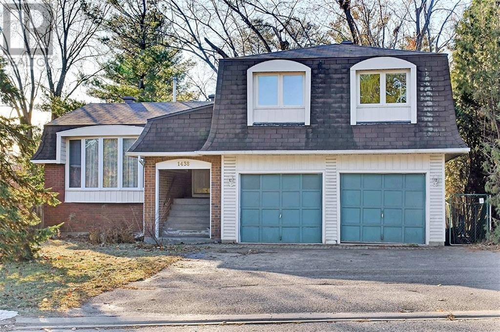 House for sale at 1438 Ridgebrook Dr Ottawa Ontario - MLS: 1176525