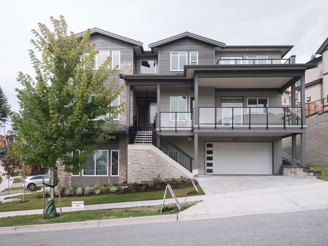 Sold: 1438 Strawline Hill Street, Coquitlam, BC