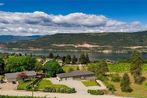 House for sale at 14382 Middle Bench Rd Lake Country British Columbia - MLS: 10180805