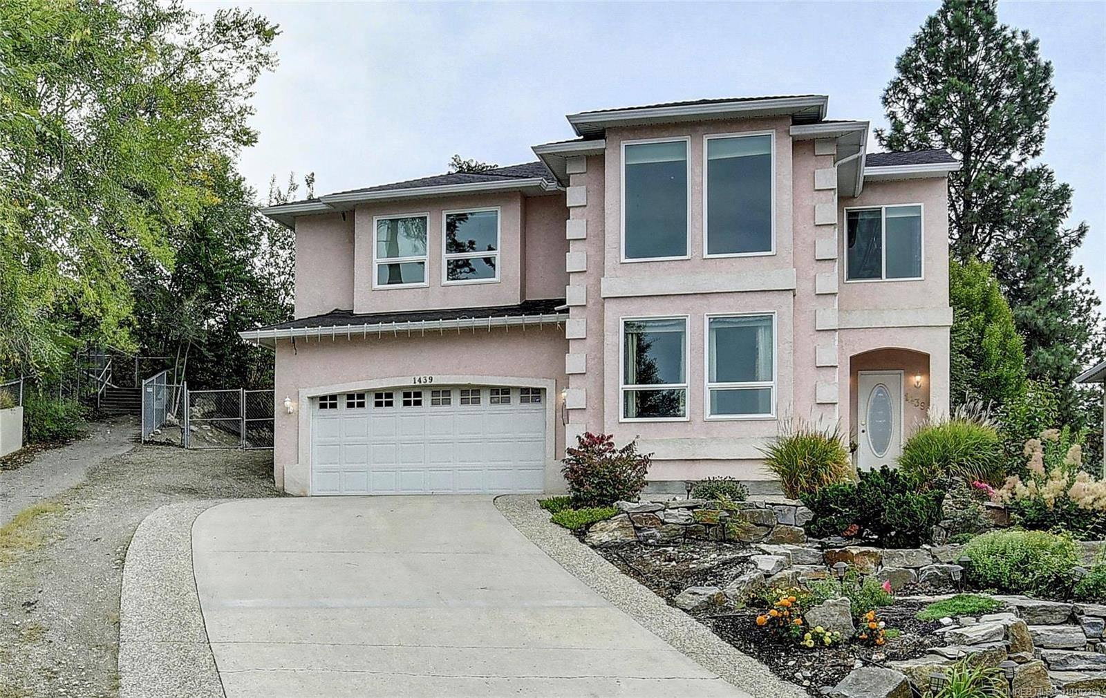House for sale at 1439 Bentien Rd Kelowna British Columbia - MLS: 10192353