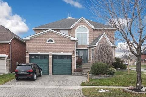House for sale at 1439 Greenvalley Tr Oshawa Ontario - MLS: E4639484