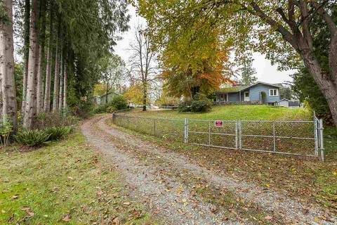 House for sale at 1439 Lefeuvre Rd Abbotsford British Columbia - MLS: R2446862