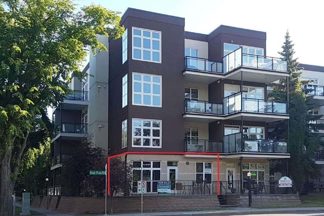Commercial property for sale at 10403 122 St NW Unit 144 Edmonton Alberta - MLS: E4099535