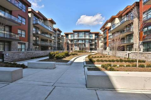 Condo for sale at 1575 Lakeshore Rd Unit 144 Mississauga Ontario - MLS: W4440341