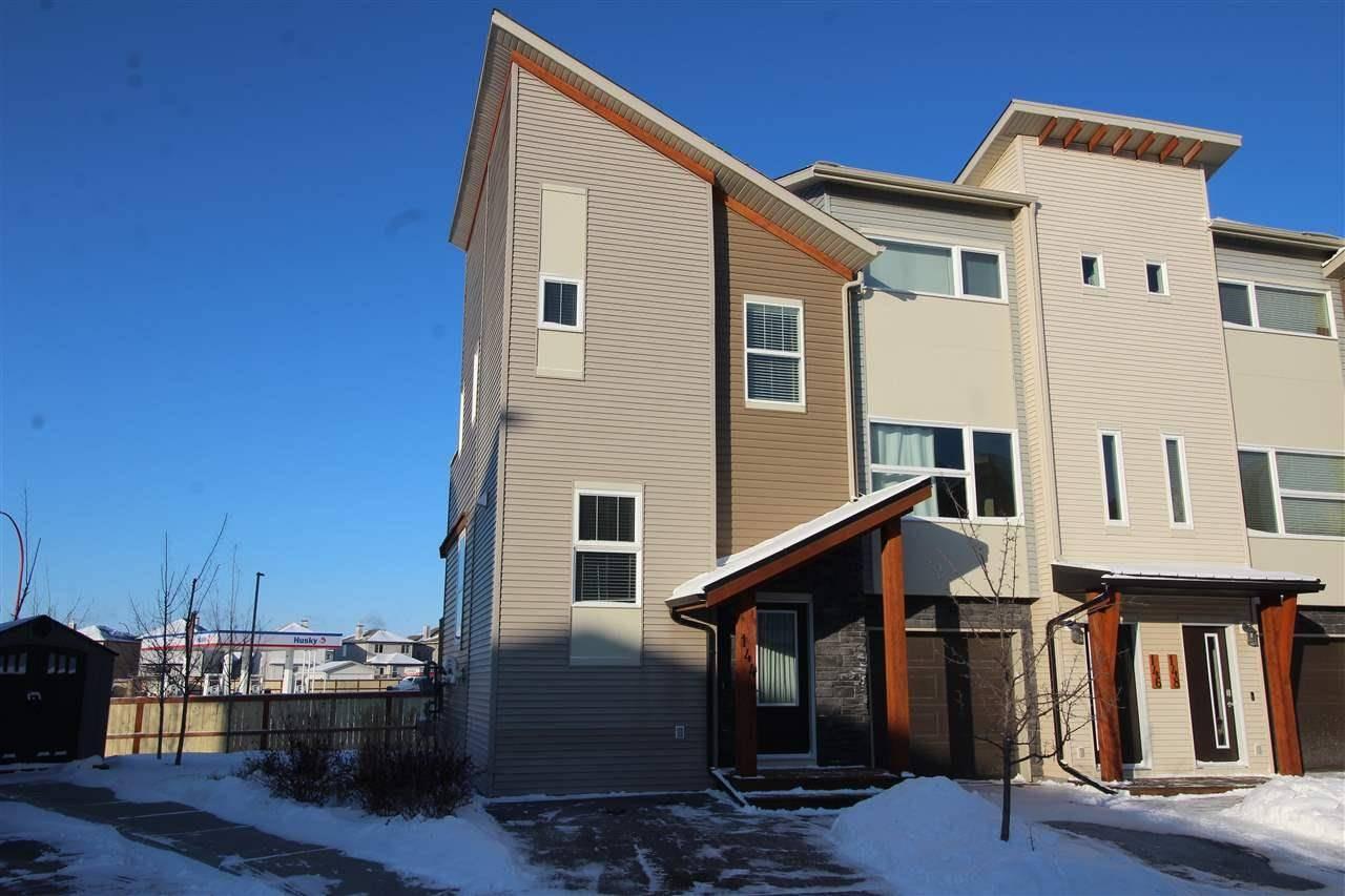 Townhouse for sale at 401 Southfork Dr Unit 144 Leduc Alberta - MLS: E4184306