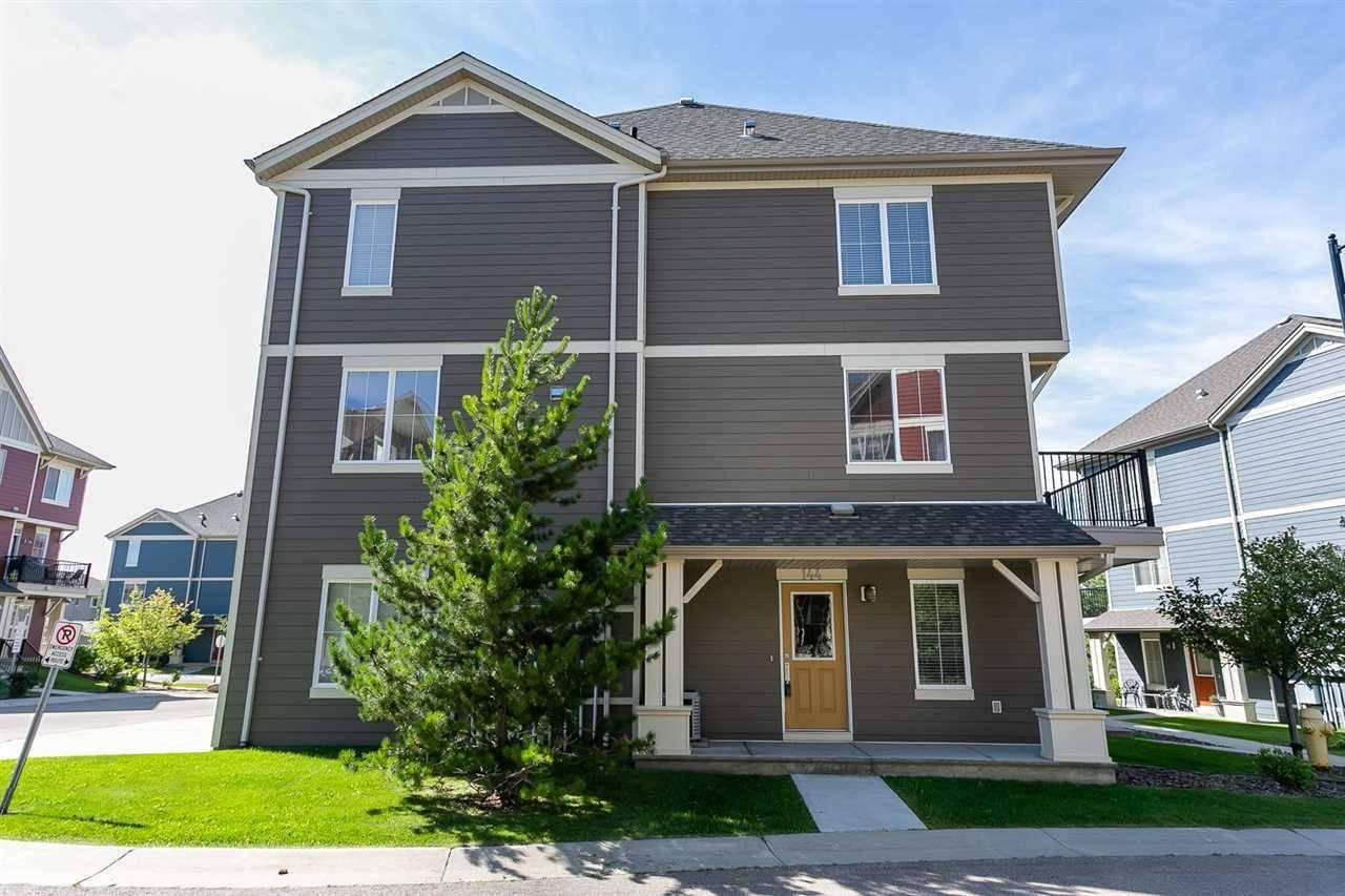 Townhouse for sale at 603 Watt Blvd Sw Unit 144 Edmonton Alberta - MLS: E4170768