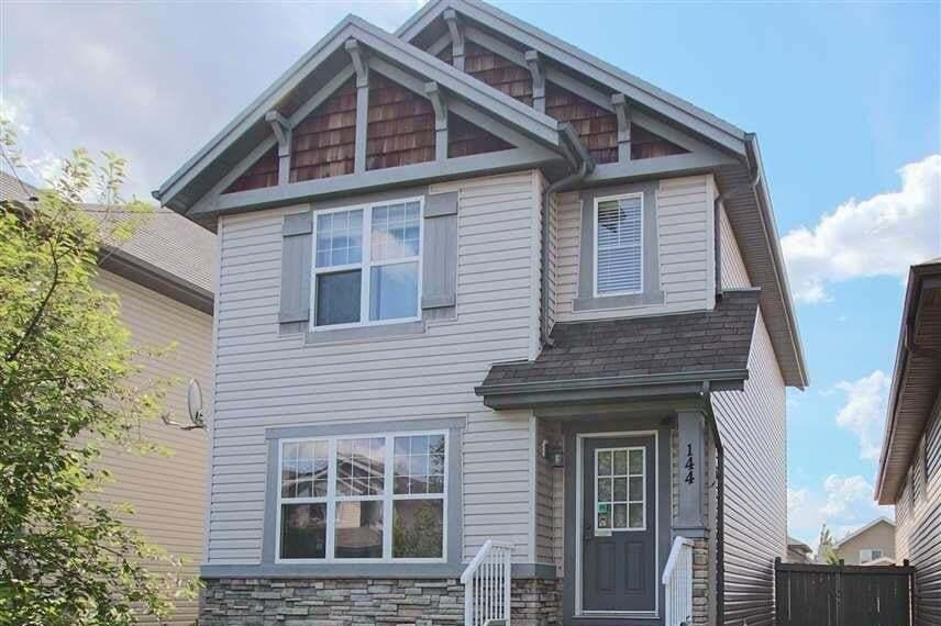 House for sale at 144 61 St SW Edmonton Alberta - MLS: E4201899