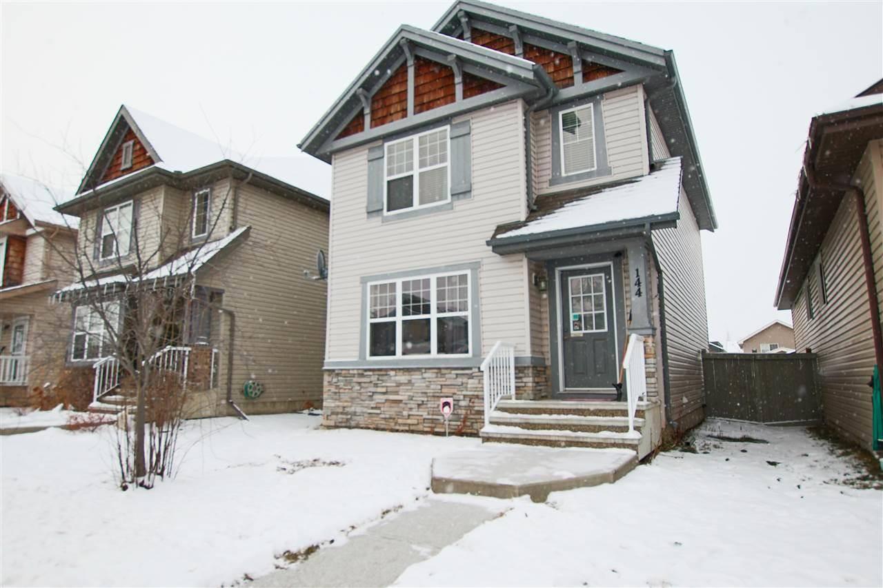 House for sale at 144 61 St Sw Edmonton Alberta - MLS: E4182076