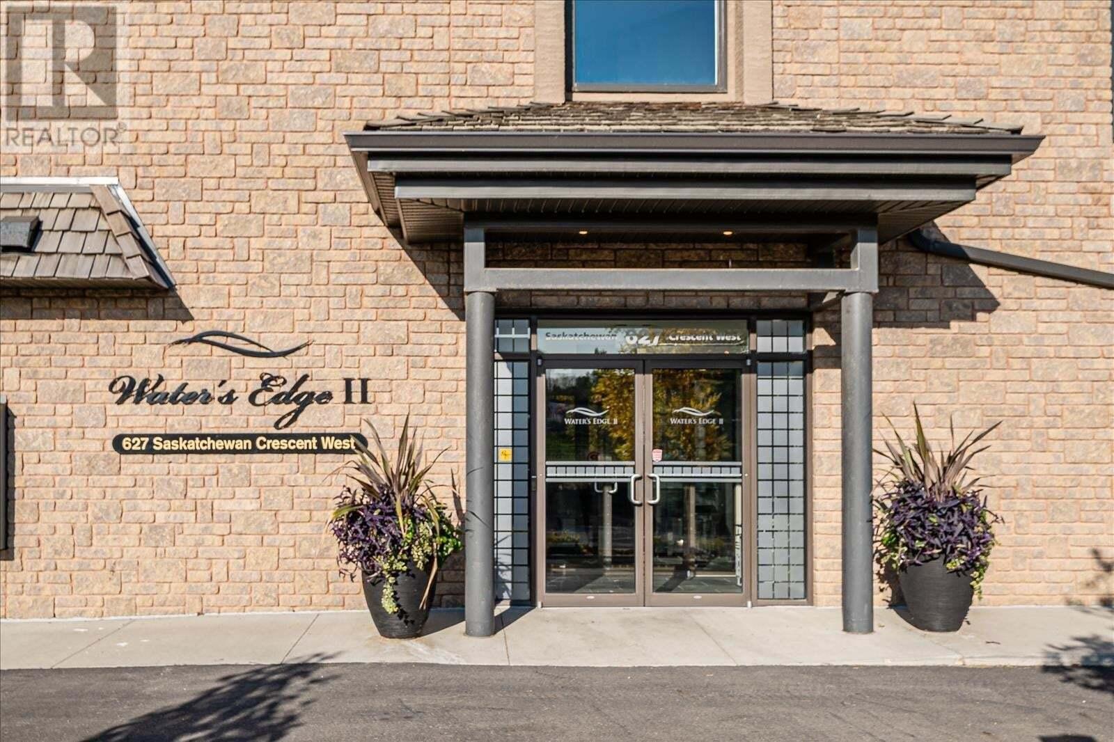 Condo for sale at 627 Saskatchewan Cres W Unit 144 Saskatoon Saskatchewan - MLS: SK828623