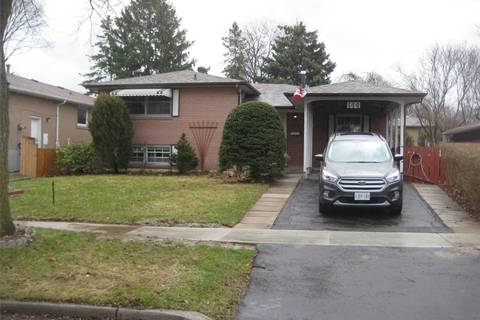 House for sale at 144 Amberjack Blvd Toronto Ontario - MLS: E4733891
