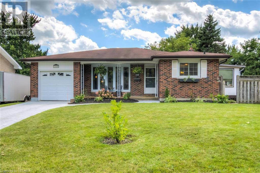 House for sale at 144 Antrim Cres London Ontario - MLS: 218968
