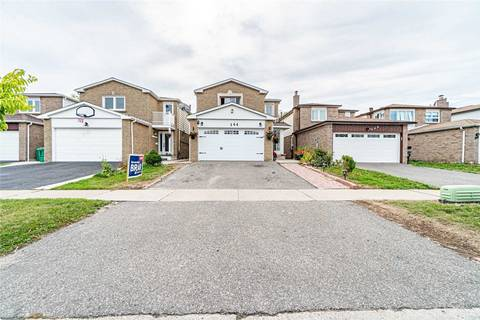 House for sale at 144 Banting Cres Brampton Ontario - MLS: W4602935