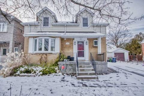 Townhouse for sale at 144 Bexhill Ave Toronto Ontario - MLS: E4666861