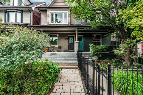 Townhouse for rent at 144 Booth Ave Toronto Ontario - MLS: E4672640
