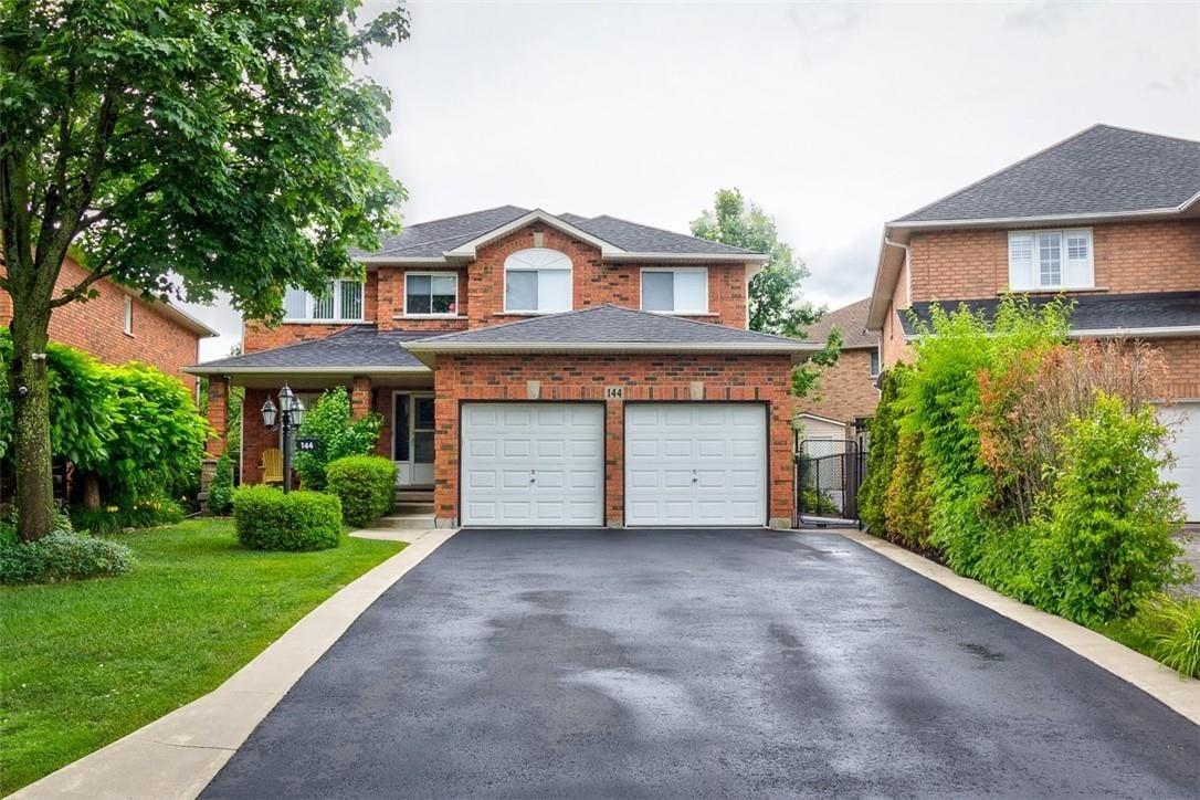 House for sale at 144 Bridgeport Cres Hamilton Ontario - MLS: H4082675
