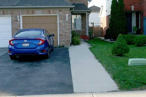 Townhouse for rent at 144 Bunchberry Wy Brampton Ontario - MLS: W4686961