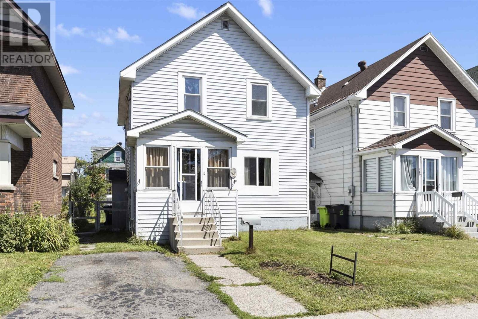 House for sale at 144 Central Park Ave Sault Ste. Marie Ontario - MLS: SM129419
