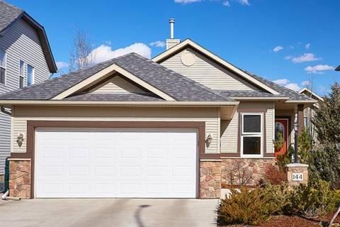 House for sale at 144 Cimarron Park Circ Okotoks Alberta - MLS: C4258823
