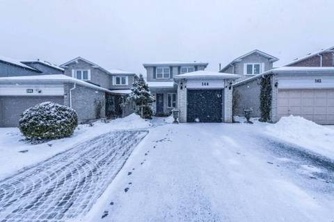 House for sale at 144 Clansman Tr Mississauga Ontario - MLS: W4704501