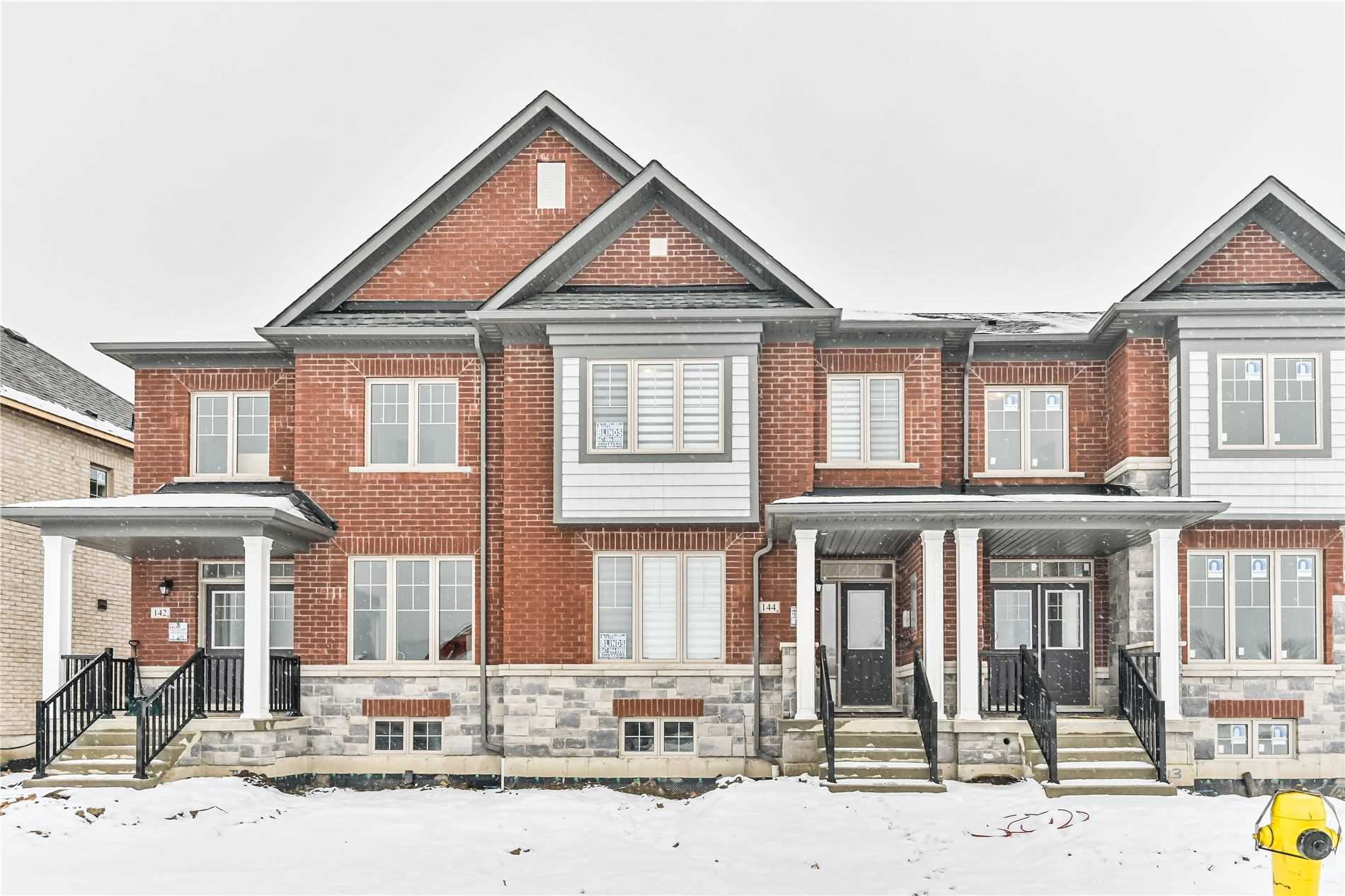 For Rent: 144 Coronation Road, Whitby, ON | 3 Bed, 3 Bath Townhouse for $2250.00.