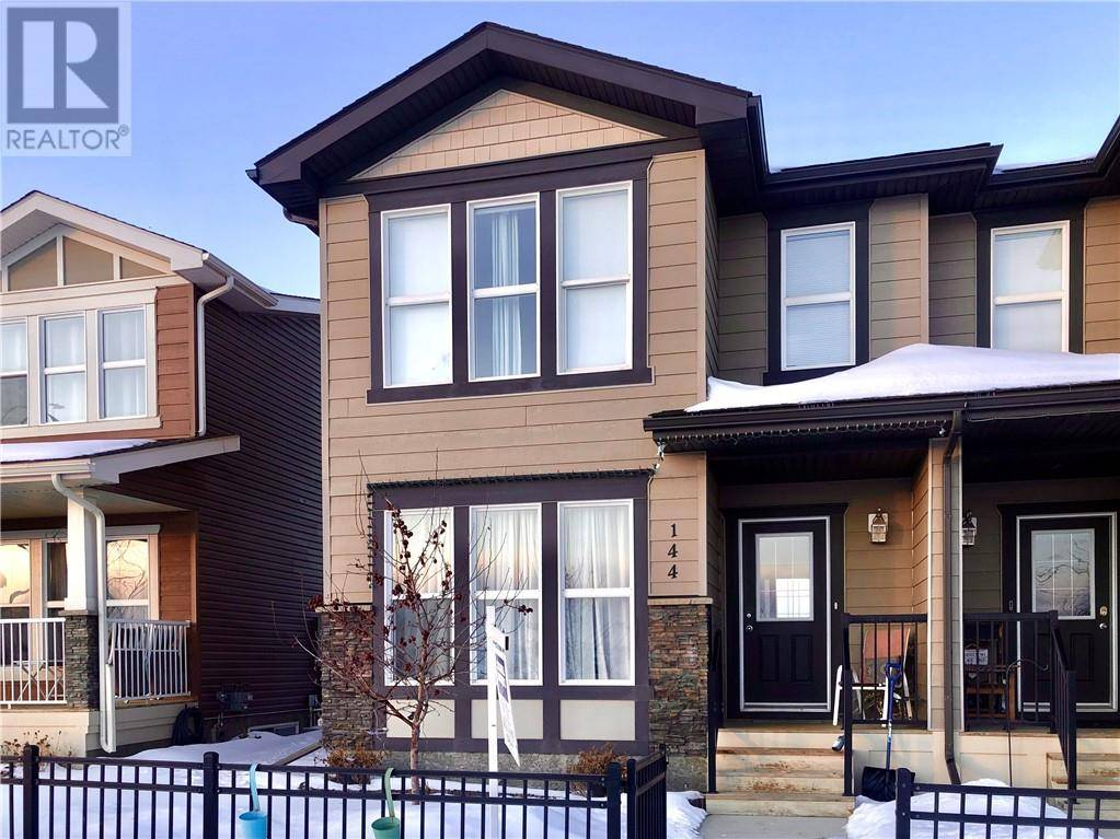 Townhouse for sale at 144 Coventry Dr Fort Mcmurray Alberta - MLS: fm0181418