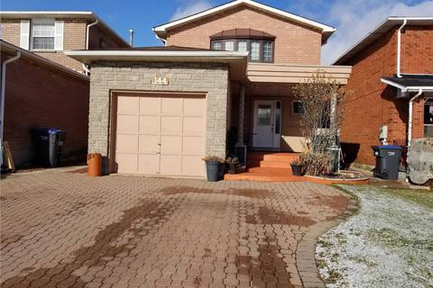 House for sale at 144 Dumfries Ave Brampton Ontario - MLS: W4669794