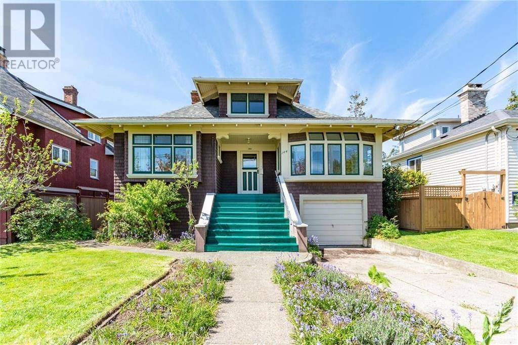 House for sale at 144 Eberts St Victoria British Columbia - MLS: 421932