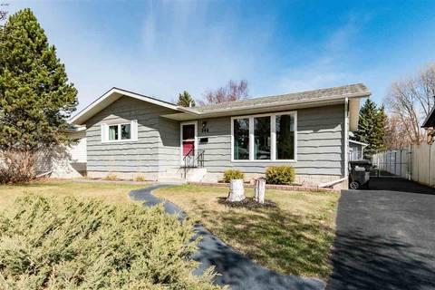 House for sale at 144 Garnet Rd Sherwood Park Alberta - MLS: E4152801