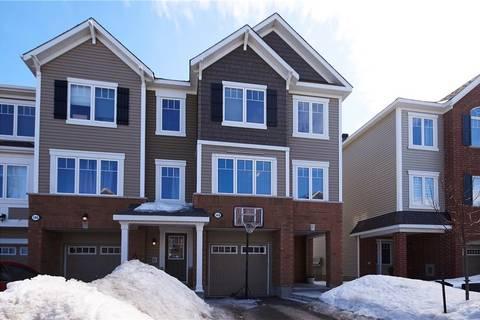Townhouse for sale at 144 Gelderland Pt Ottawa Ontario - MLS: 1146349