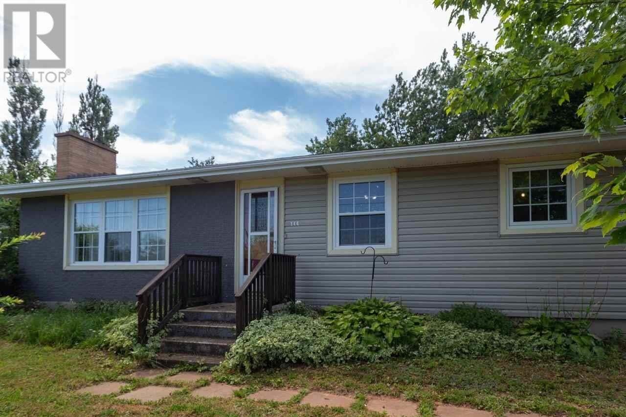 House for sale at 144 Glenafton Dr Hillsboro Prince Edward Island - MLS: 202015385
